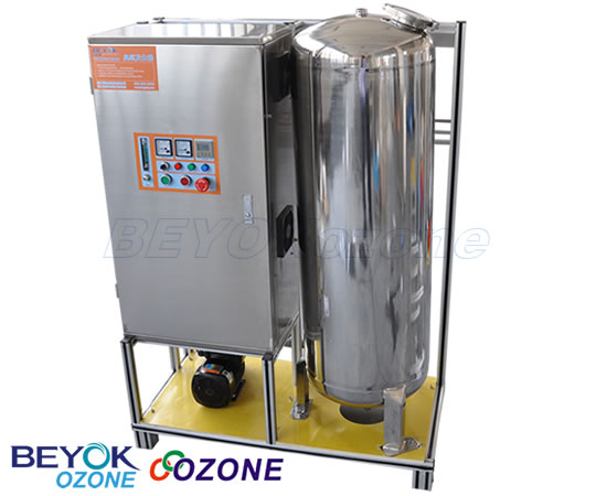 Skid-mounted Ozone Water System   GQW-T08/T16
